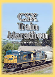 CSX Train Marathon DVD
