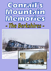 Conrails Mountain Memories  The Berkshires DVD