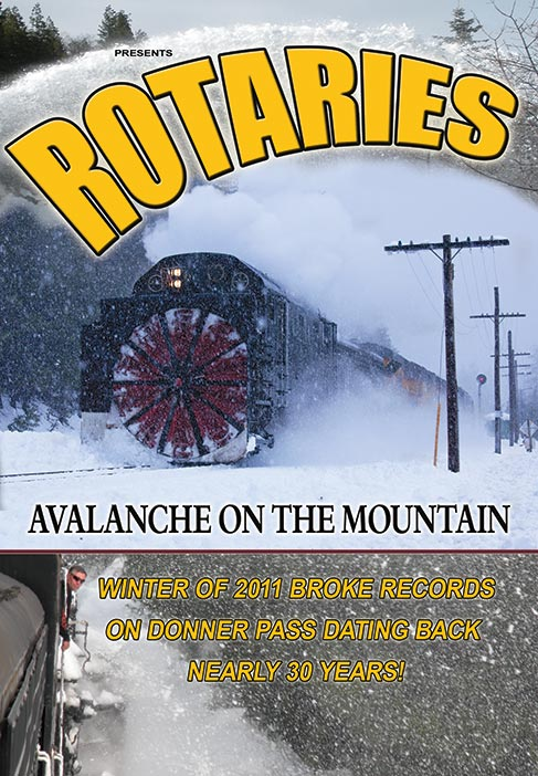 Rotaries - Avalance on the Mountain Part 1 DVD