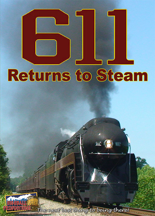 611 Returns to Steam