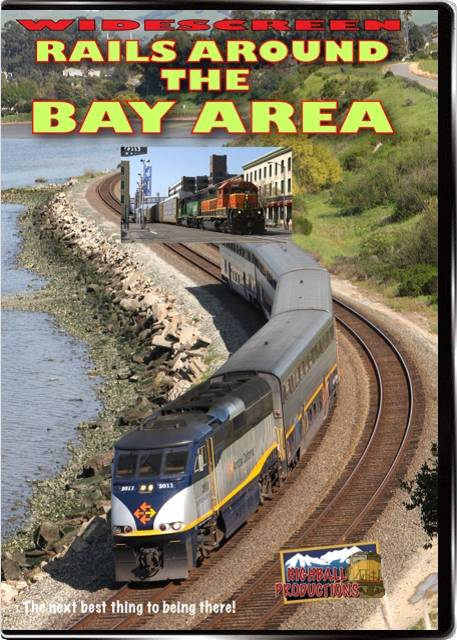 Rails Around the Bay Area - Amtrak, ACE, CalTrain, BNSF, Union Pacific