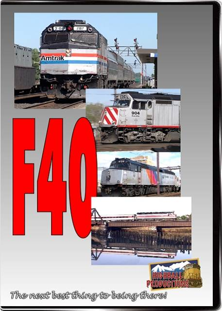 F40 - The Engine that Saved Amtrak