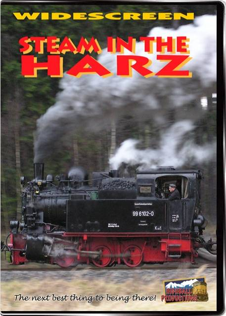 Steam In the Harz - German Narrow Gauge