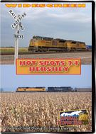 Hot Spots 24 Hershey Nebraska - Four track Union Pacific Mainline