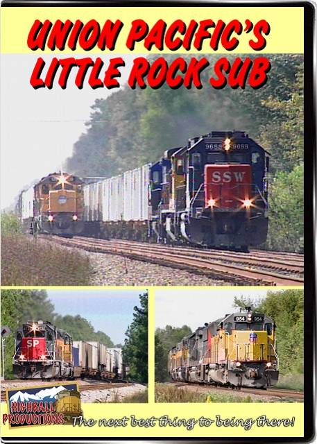 Union Pacific's Little Rock Sub