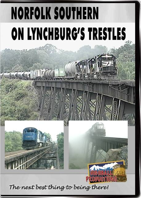 Norfolk Southern on Lynchburg