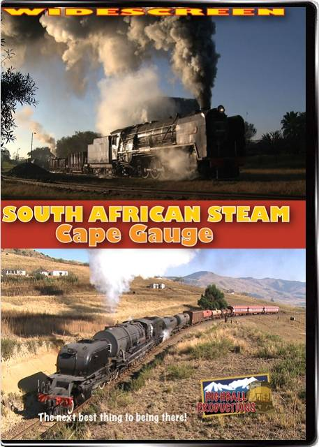 South African Steam - Cape Gauge