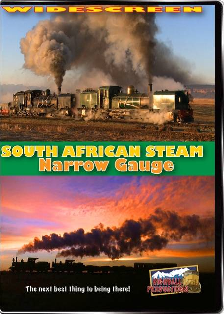 South African Steam - Narrow Gauge