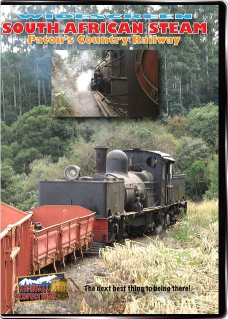 South African Steam - Paton