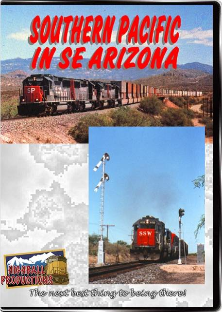 Southern Pacific in Southeast Arizona