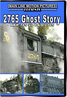 2765 Kanawha Ghost Story, The New River Gorge Steam Train