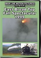 East Broad Top Fall Spectacular 1999