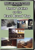 Snow Trains on the East Broad Top