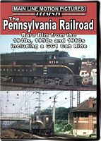 The Pennsylvania Railroad Combo 1940-1960s