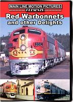 Santa Fe Red Warbonnets and other Delights