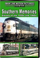 Southern Memories Diesels of the 1950s and 1950s