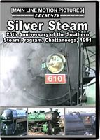 Silver Steam 25th Anniversary Celebration