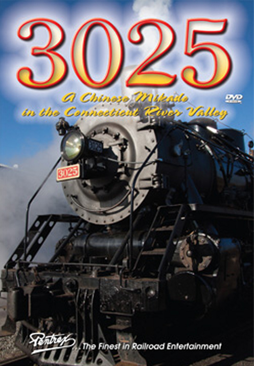 3025 - A Chinese Mikado in the Connecticut River Valley DVD