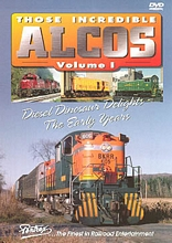 Those Incredible Alcos Volume 1 DVD