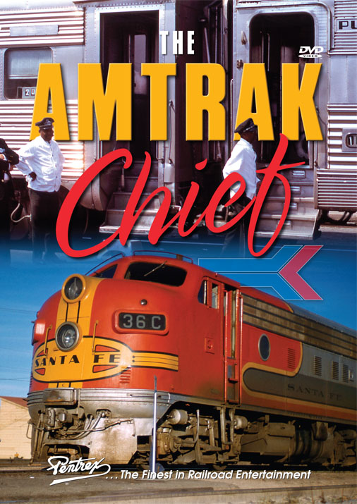 The Amtrak Chief DVD