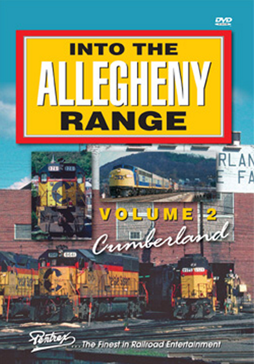 Into the Allegheny Range Vol 2 DVD