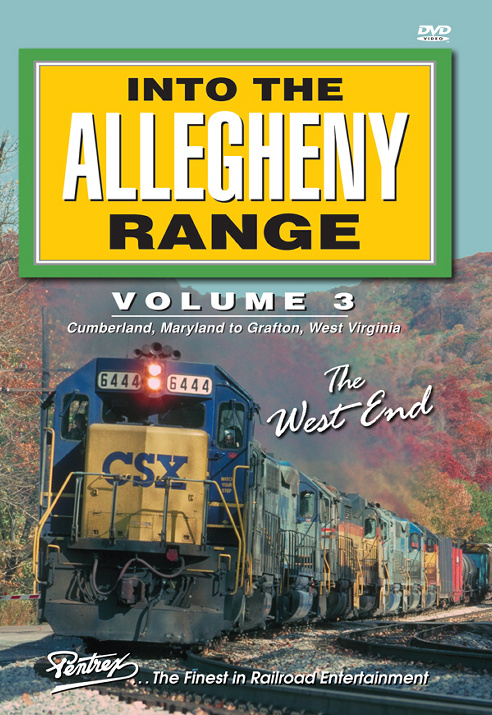 Into The Allegheny Range Volume 3 DVD