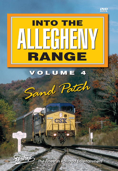 Into The Allegheny Range Volume 4 DVD
