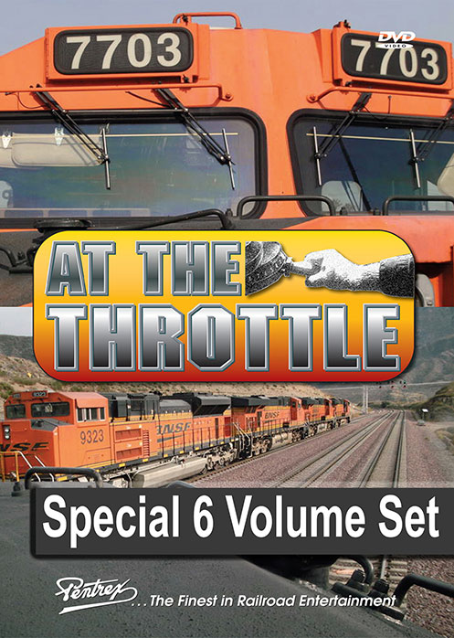 At the Throttle Complete Six DVD Set