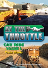 At the Throttle Cab Ride Vol 3 DVD
