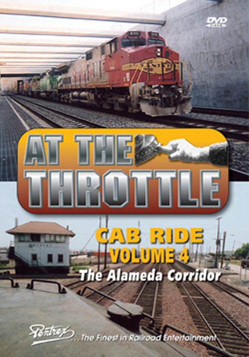 At the Throttle Cab Ride Vol 4 DVD