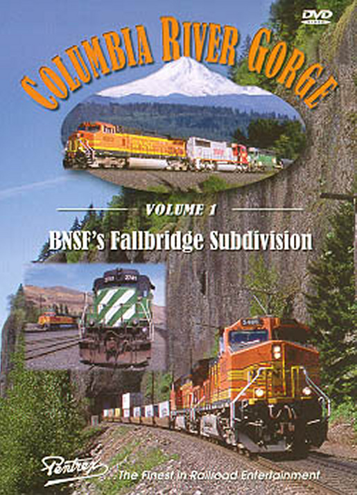 Columbia River Gorge Vol 1 DVD