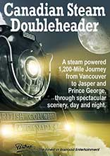 Canadian Doubleheader Steam DVD
