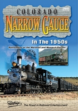 Colorado Narrow Gauge in the 1950s DVD
