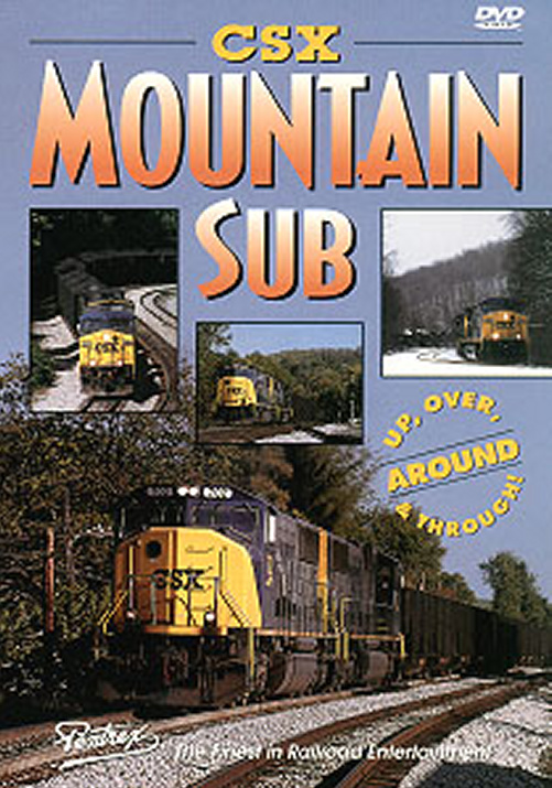 CSX Mountain Sub DVD
