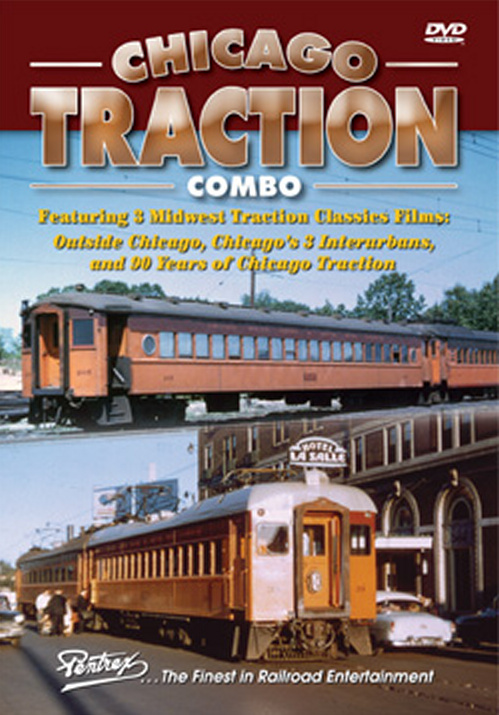 Chicago Traction Combo DVD