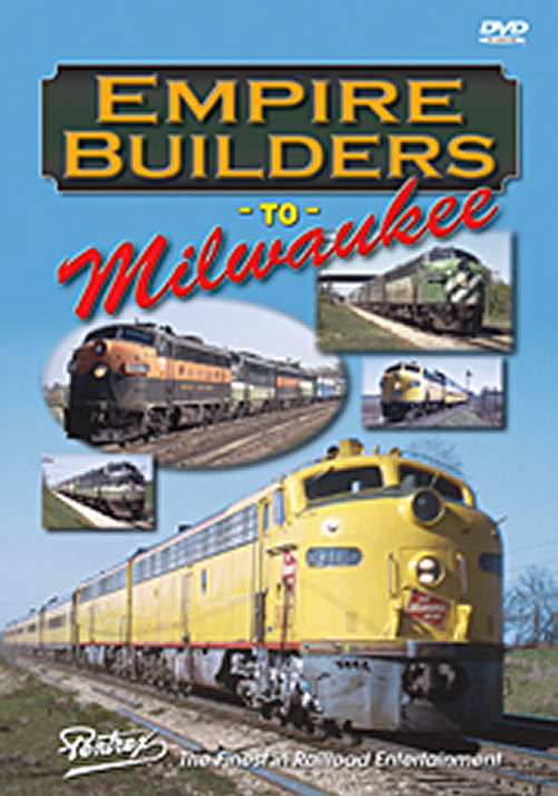 Empire Builders to Milwaukee DVD
