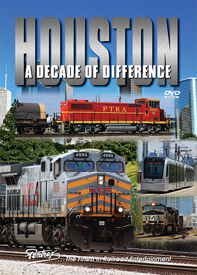Houston A Decade of Difference DVD