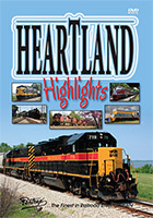 Heartland Hightlights DVD