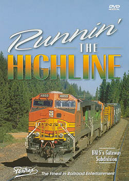 Runnin the Highline DVD