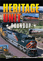 Heritage Unit Roundup DVD