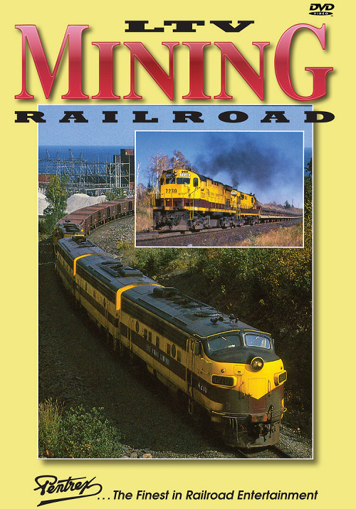 LTV Mining Railroad DVD