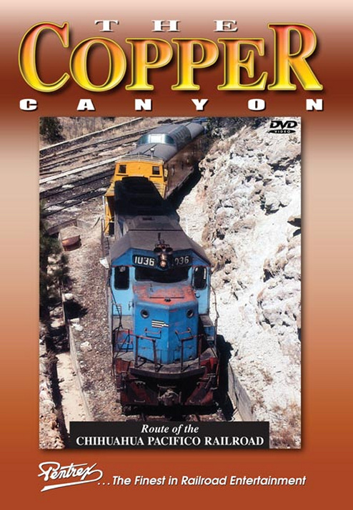 The Copper Canyon DVD