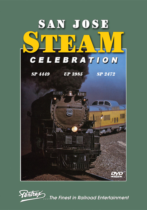 San Jose Steam Celebration DVD