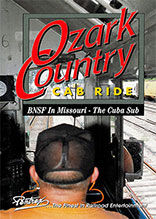 Ozark Country Cab Ride DVD