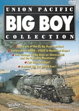 Union Pacific Big Boy Collection DVD