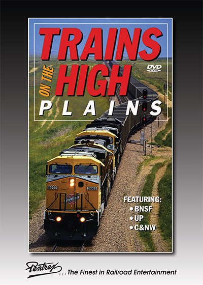 Trains on the High Plains DVD