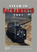 Steam to Sacramento 1991