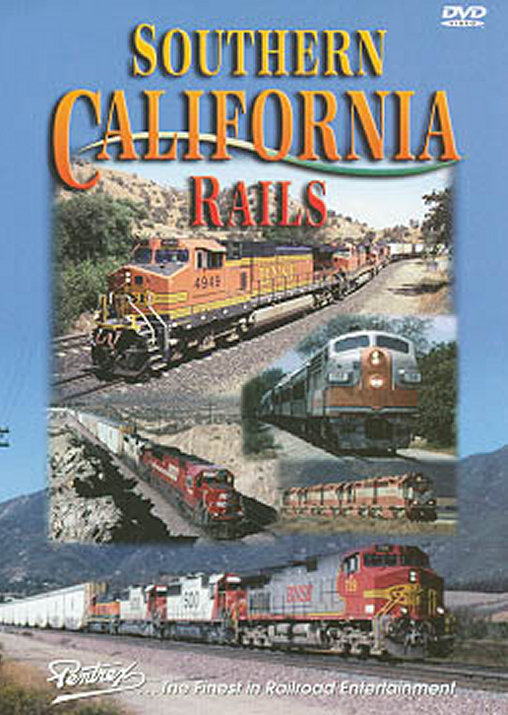 Southern California Rails DVD