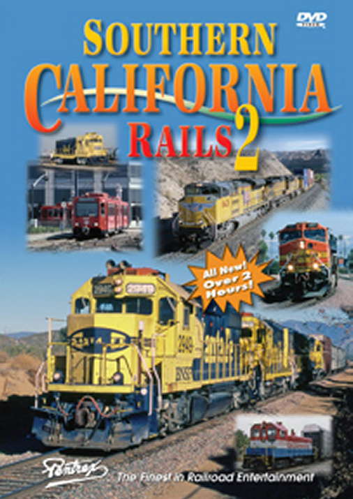 Southern California Rails 2 DVD