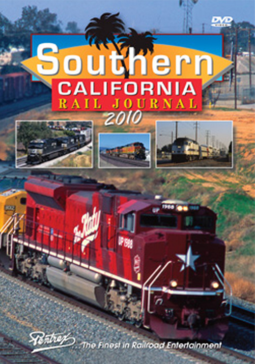 Southern California Rail Journal 2010 DVD